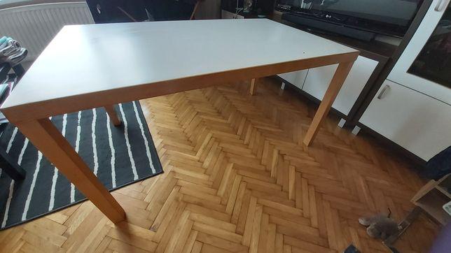 Stół drewniany 135x85 wys. 70 Alwernia