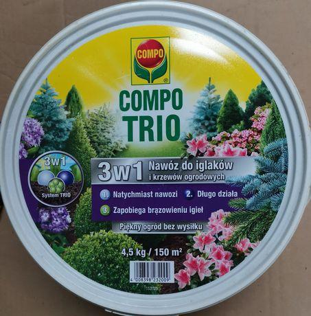Nawóz do iglaków compo trio 4.5 kg