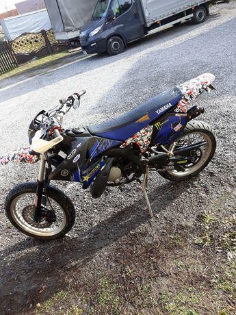 Yamaha dt 50 x sm,derbi senda