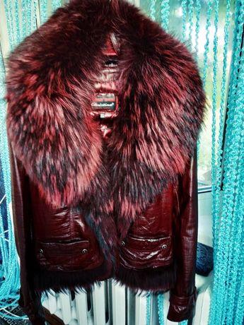 Кожаная куртка,,,