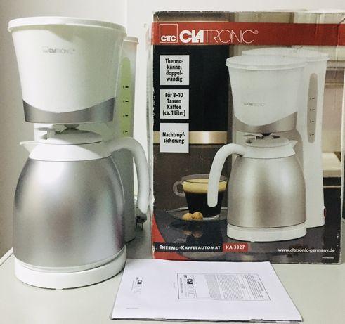 Кофеварка капельная CLATRONC. Новогодняя скидка 15% от цены!