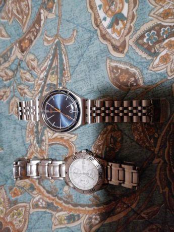 2 relógios em bom estado