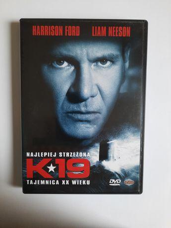 Film K-19 Harrison Ford, Liam Neeson.