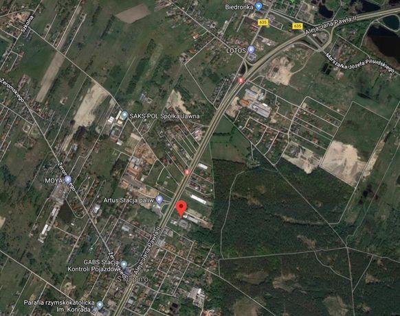 Lokal użytkowy w Słupnie koło Radzymina