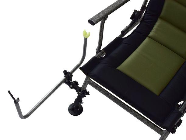 Держатель удилища адаптер на карповое кресло Novator OB-1