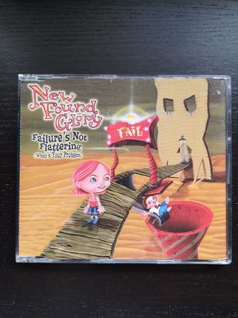 New Found Glory [Single Colecionador] Failure's Not Flattering