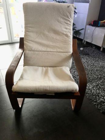 Fotel biały Milanówek