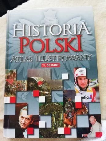 Historia Polski, Atlas Ilustrowany