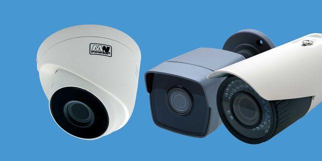 Montaż monitoringu CCTV