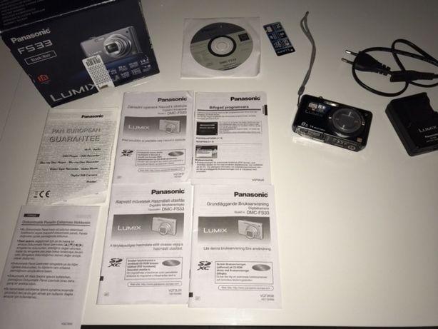 Aparat Panasonic DMC-FS33