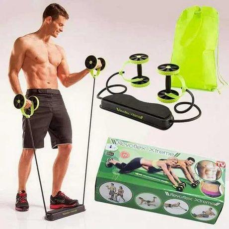 Тренажер эспандер для всего тела revoflex xtrem