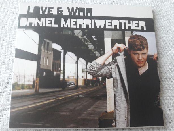 LOVE & WAR Daniel Merriweather CD