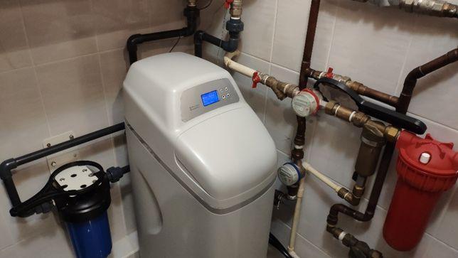 Ощення води для квартири, фільтр для води, монтаж, сервіс