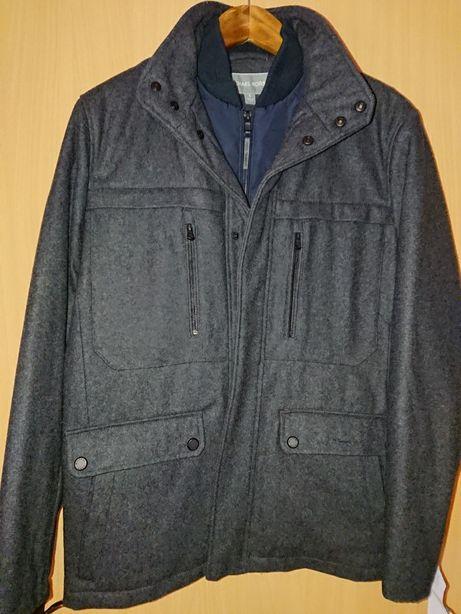 Krótki markowy płaszcz Michael Kors