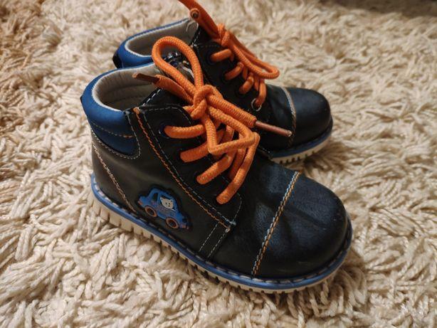 Деми ботинки Clibee 23р, по стельке 14 см.