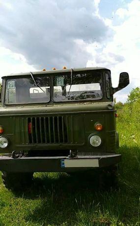 Продам  легендарный ГАЗ 66