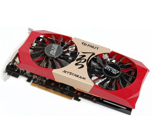 Palit NVIDIA GeForce GTX 760 2GB Jetstream Edition