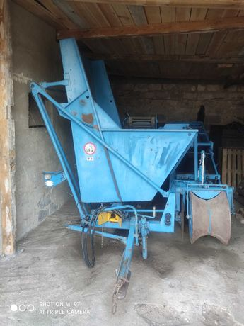 Kombajn Bolko Z643