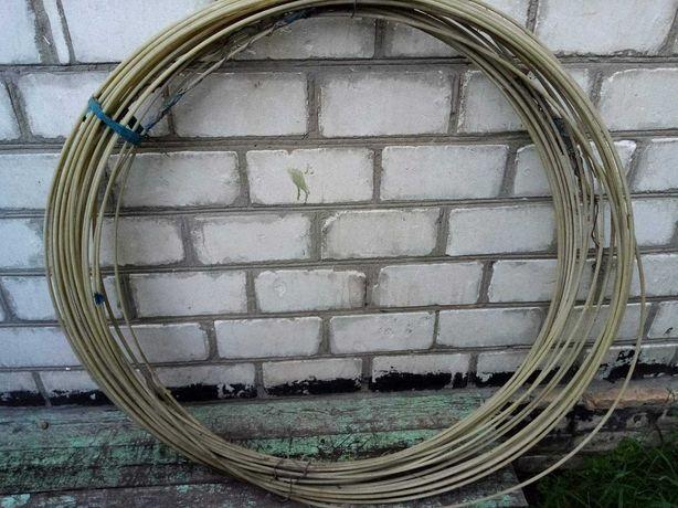 Стекло пруток,  стеклопрут, тросовка для кабеля.