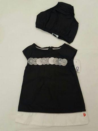 Платье с трусиками Obaibi для девочки 3мес (60см)