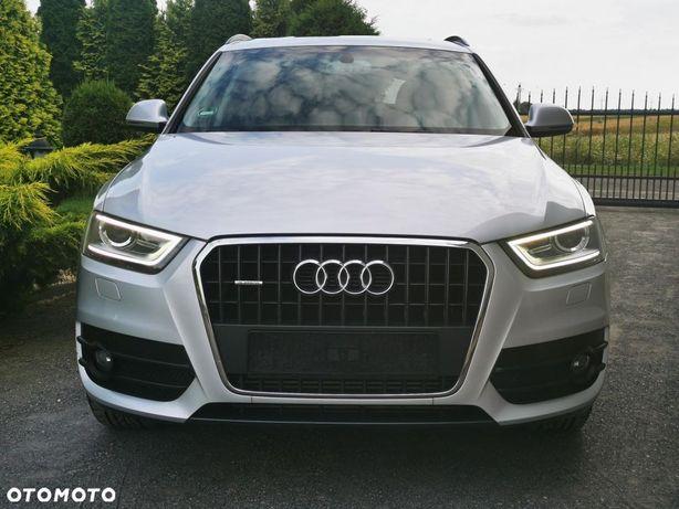 Audi Q3 2.0 TDI 97 tyś km.