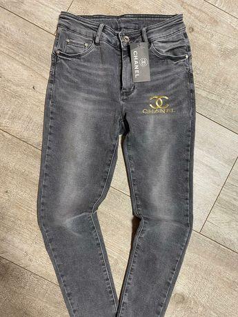 Chanel spodnie jeans rozm s