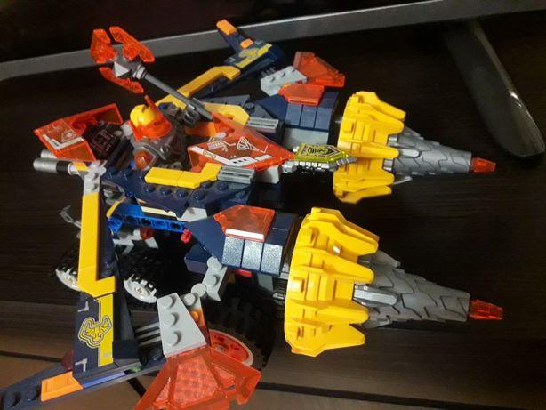 Конструктор Лего Lego 70354 буровая машина Акселя