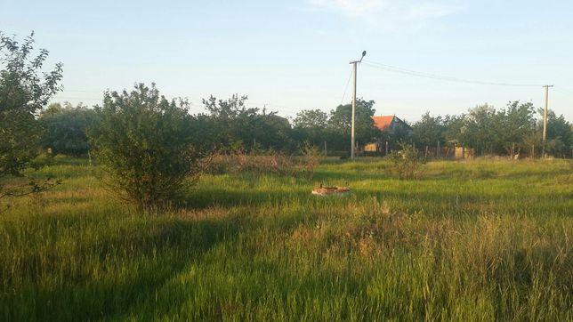 Продам дачний участок вблизи Днестровского лимана