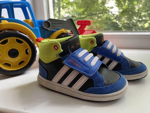 Детские хайтопы Adidas