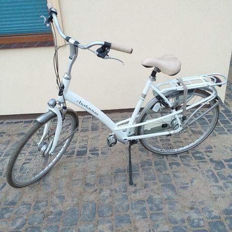 Rower Batavus mambo biały