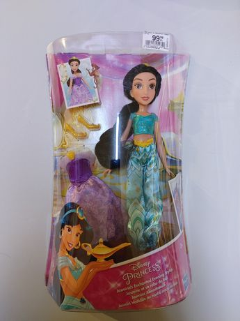 Nowa lalka Disney Princess Jasmine Hasbro
