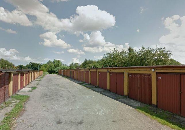 Wynajmę garaż murowany z kanałem ul. Kolarska - Szamotuły