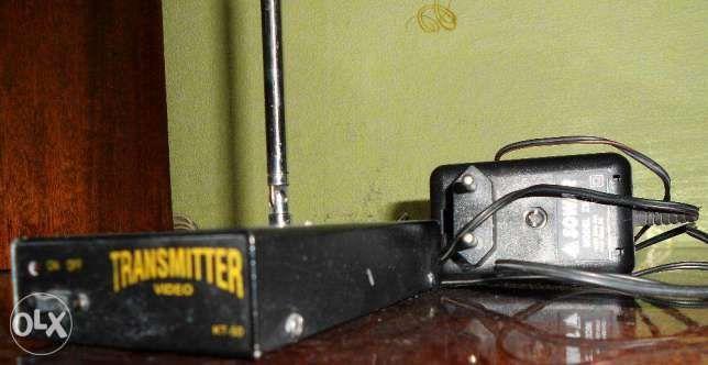 Продам видеотрансмиттер метрового диапазона или обменяю.