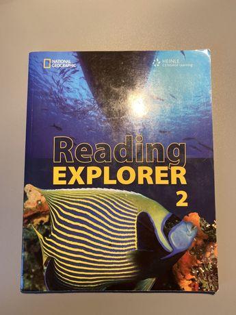 Książka Reading Explorer 2