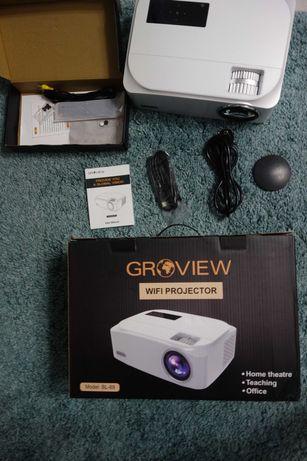 Проектор Groview Native 1080P Wireless Projector - BL-89