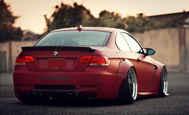 BMW E92 LB Style Spoiler Spojler Drift