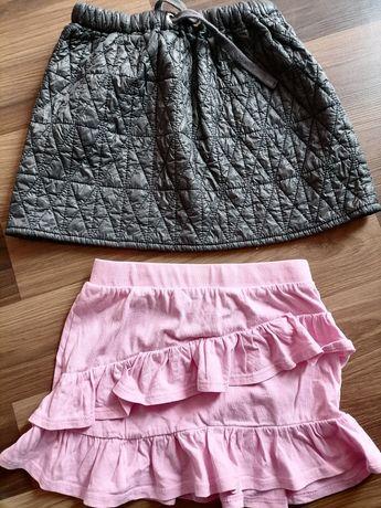 Spódniczki dziewczęce r. 98