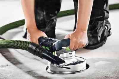 wynajem Festool szlifierka do betonu Renofix RG 130+Odkurzacz CTL 36