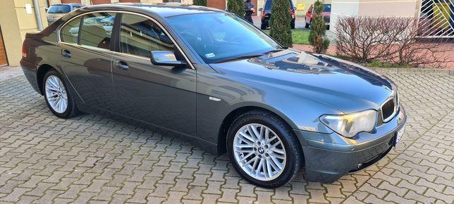 BMW 740d  diesel