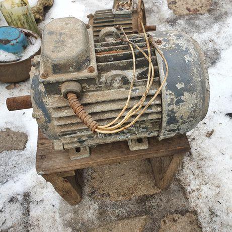 Электромотор 2.2кв и 4кв