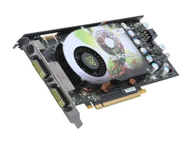 Видеокарта XFX GeForce 9600 GT 512Mb DDR3 DUAL DVI TV PCI-E