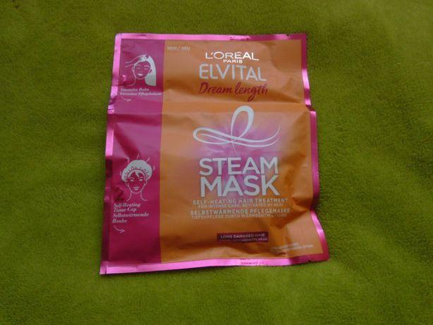 Termiczna maska do włosów Loreal Edream length steam mask 20ml