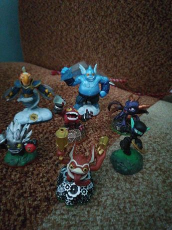 Skylanders figurki