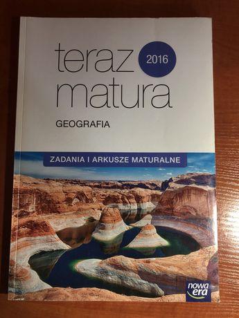 Podręcznik Teraz Matura 2016 Geografia zadania i arkusze maturalne