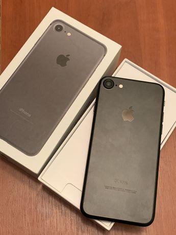 Iphone 7/32gb Matte Black Neverlock