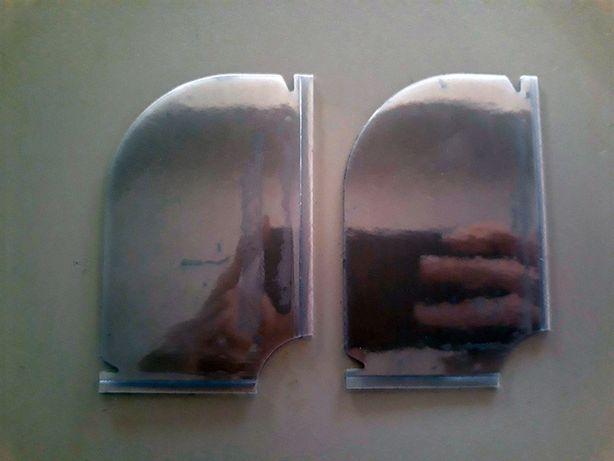 (Envio grátis) Bolsos Plasticos Autocolantes Transparentes Conj.