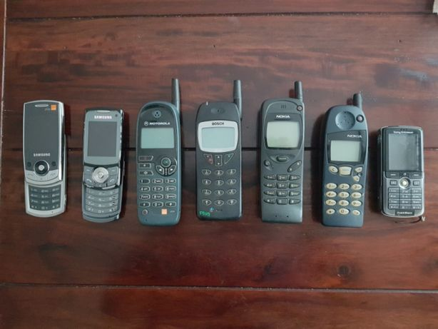 Starte telefony Nokia Samsung