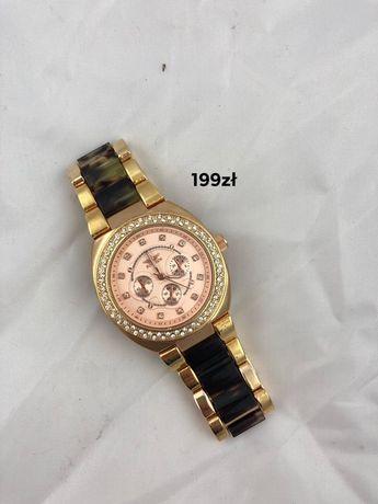 Złoty zegarek Softech