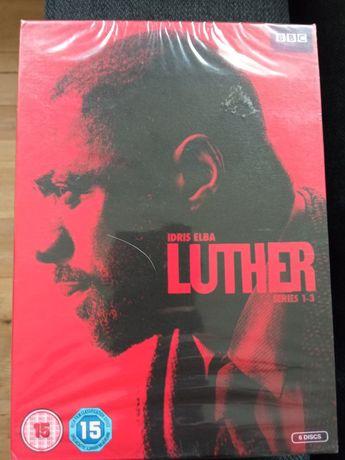 Luther - sezon 1-3 w folii