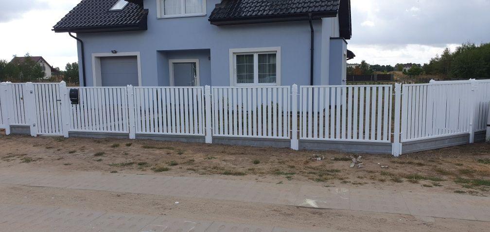 Ogrodzenia horyzontalne kute zdobione bramy furtki spawanie